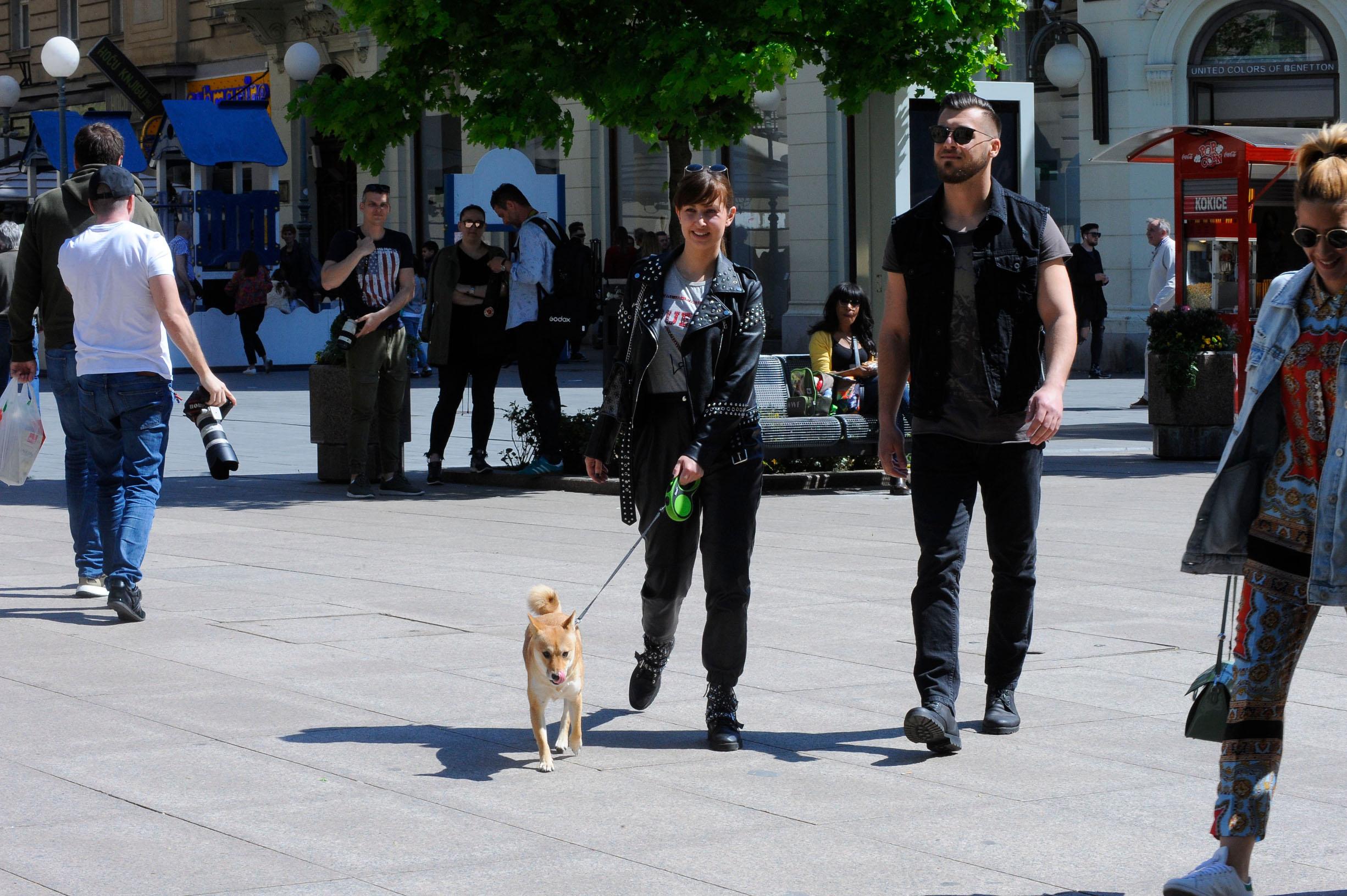Alen Đuras i djevojka Josipa Žižić