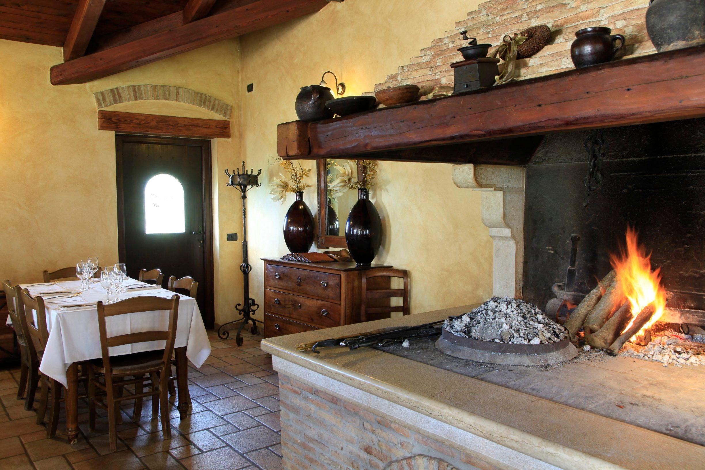 Valbandon kraj Pule, 151015. Restoran Beccaccia u Valbandonu u vlasnistvu obitelji Radolovic.  Foto: Goran Sebelic / CROPIX