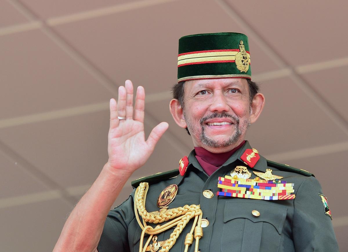 Brunejski sultan Hassanal Bolkiah