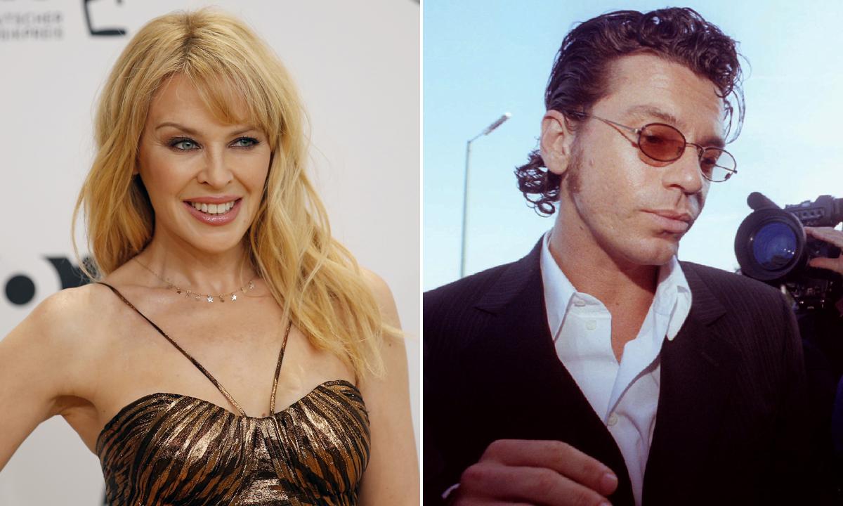 Kylie Minogue i Michael Hutchence