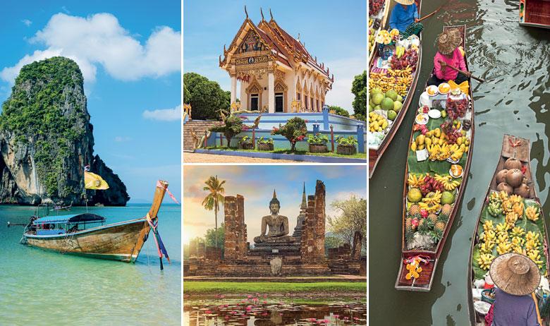 Tajland-Glavna