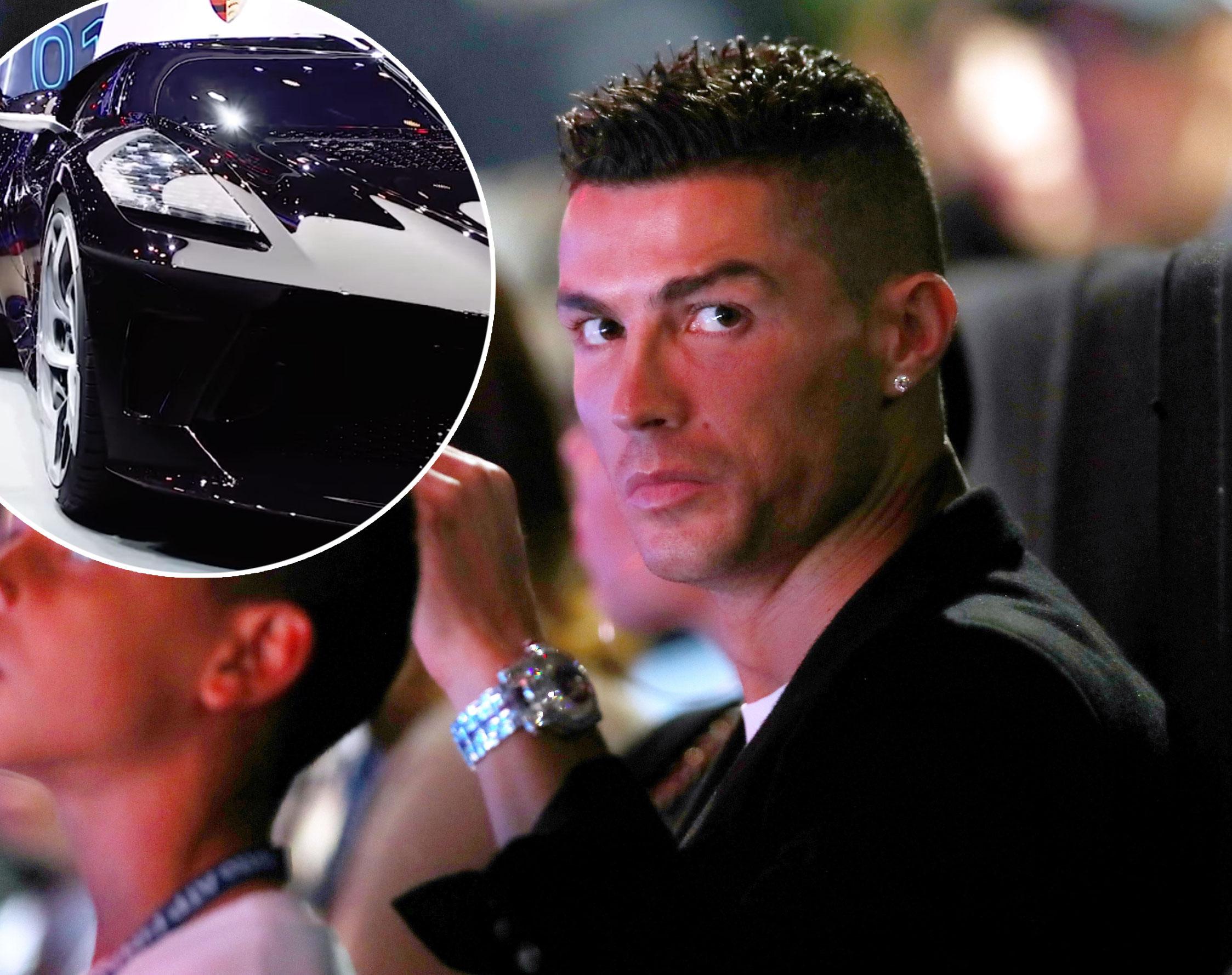 Ronaldo-i-Bugattui
