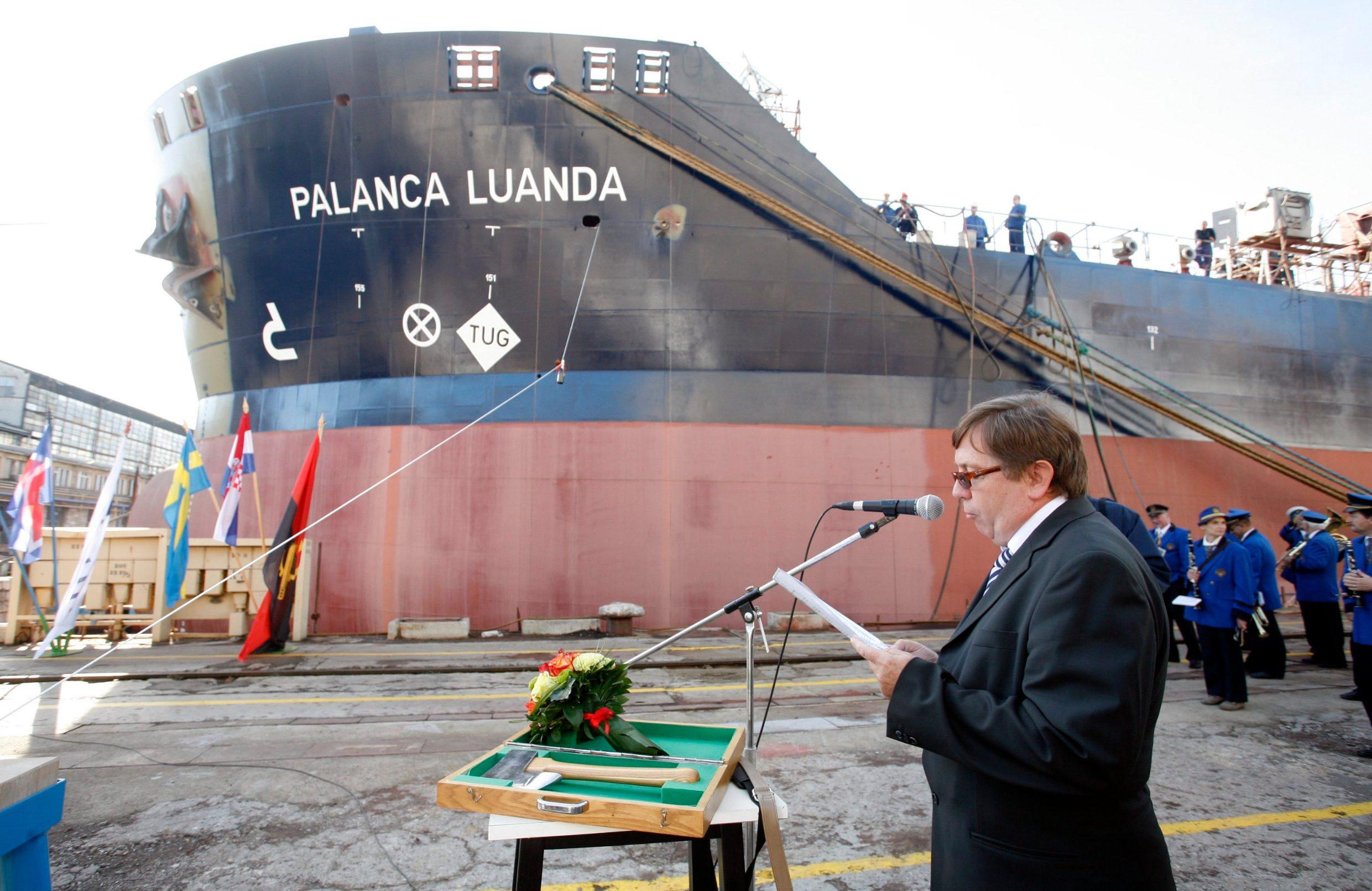 Edi Kučan, novi direktor Brodogradilišta 3. maj
