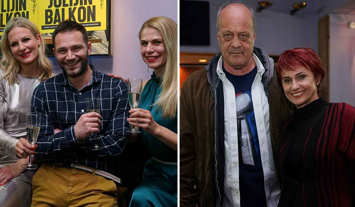 Matea Elezović Brdar, Mladen Kovačić i Ana Vilenica; Jakov Sedlar i Almira Osmanović