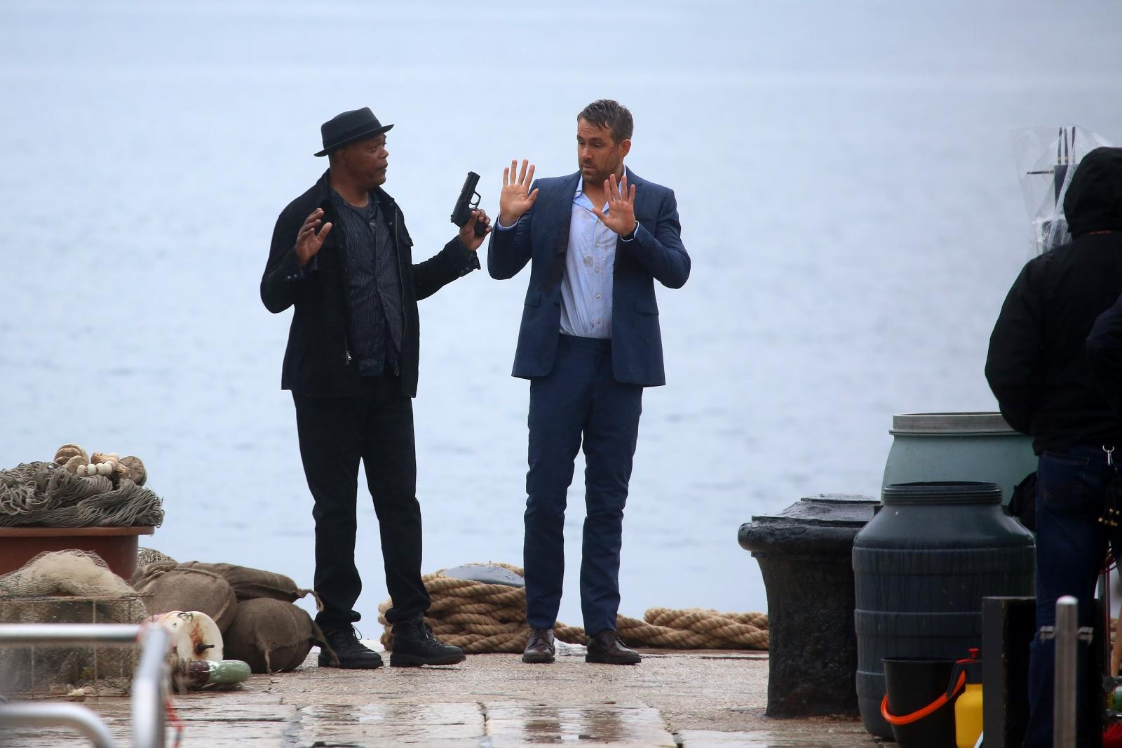 Samuel L. Jackson i Ryan Reynolds