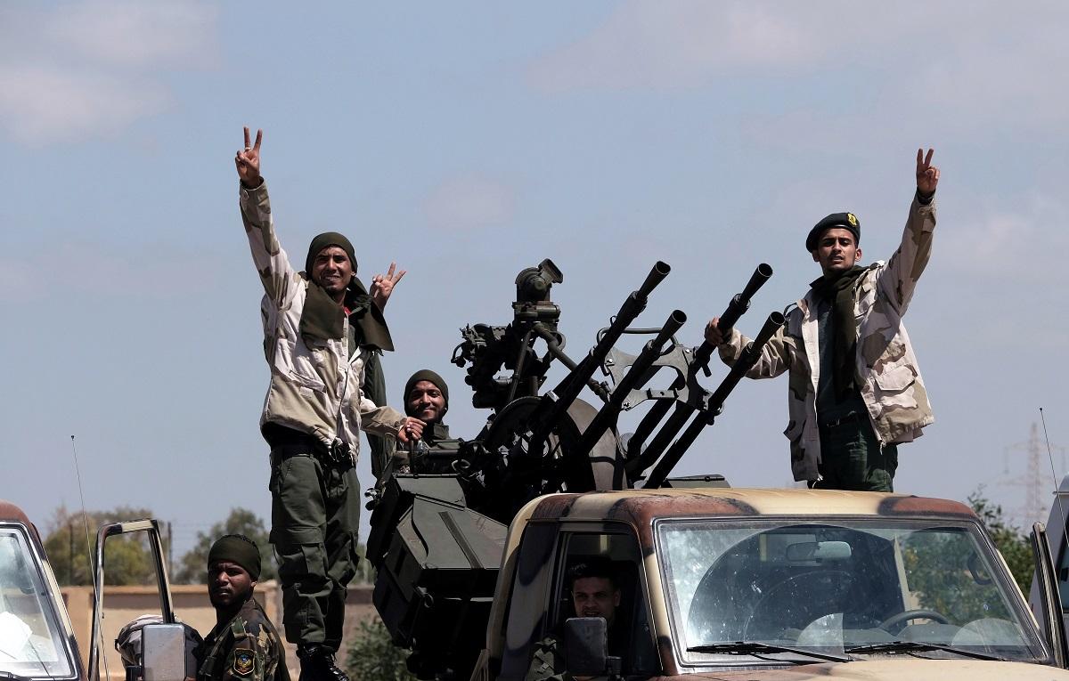 Libijska nacionalna vojska