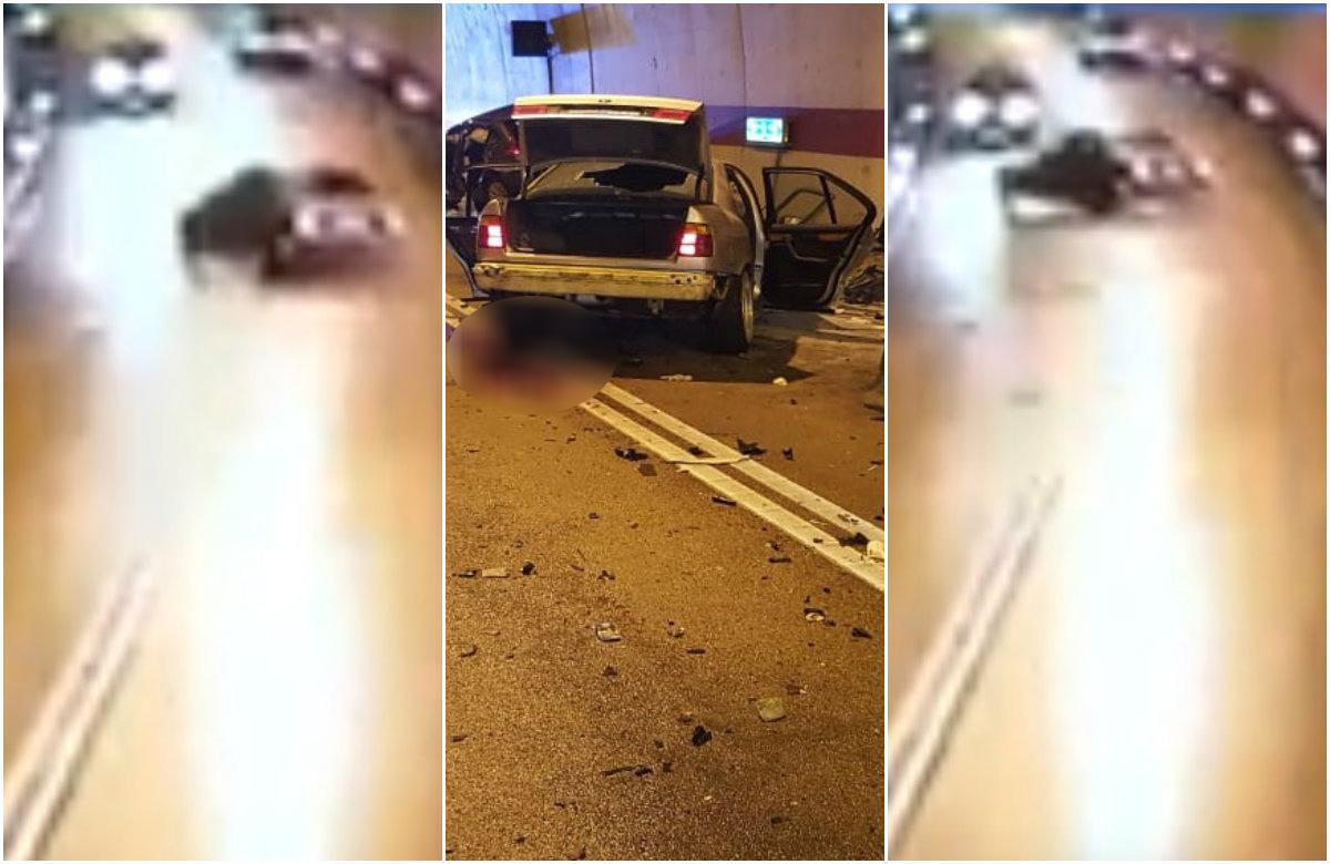 Nesreća u tunelu Sv. Ilija