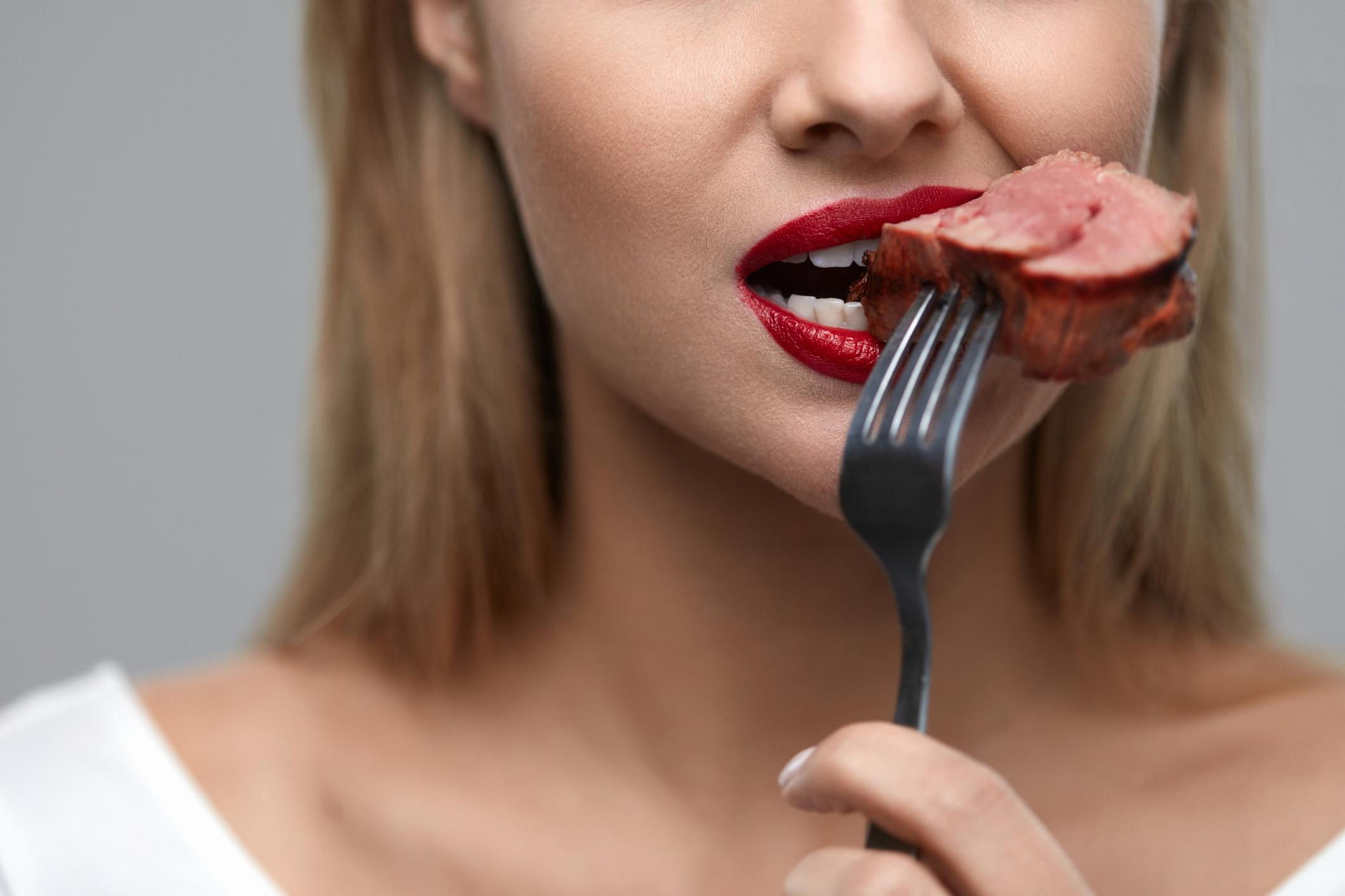 Zapamtite da količina mesa mora pratiti energetsku potrebu.