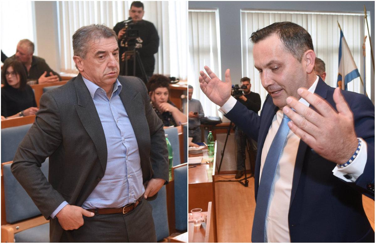 Darko Milinović i Marijan Kustić