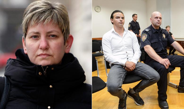 Vesna Šimunić Krupljan i David Komšić