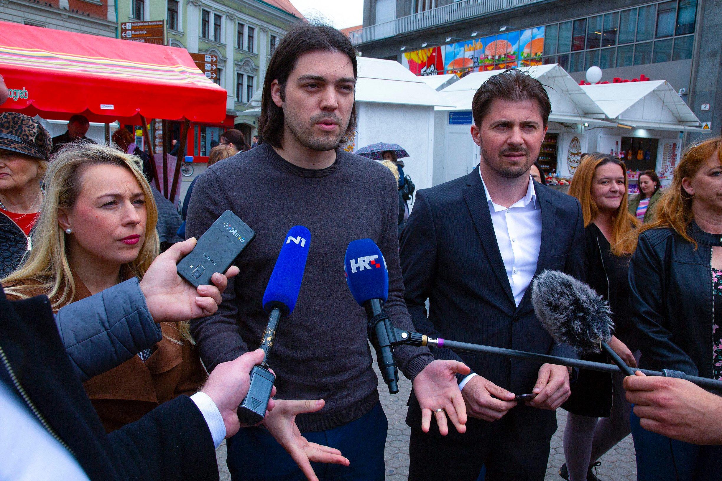Ivan Vilibor Sinčić i Tihomir Lukanić