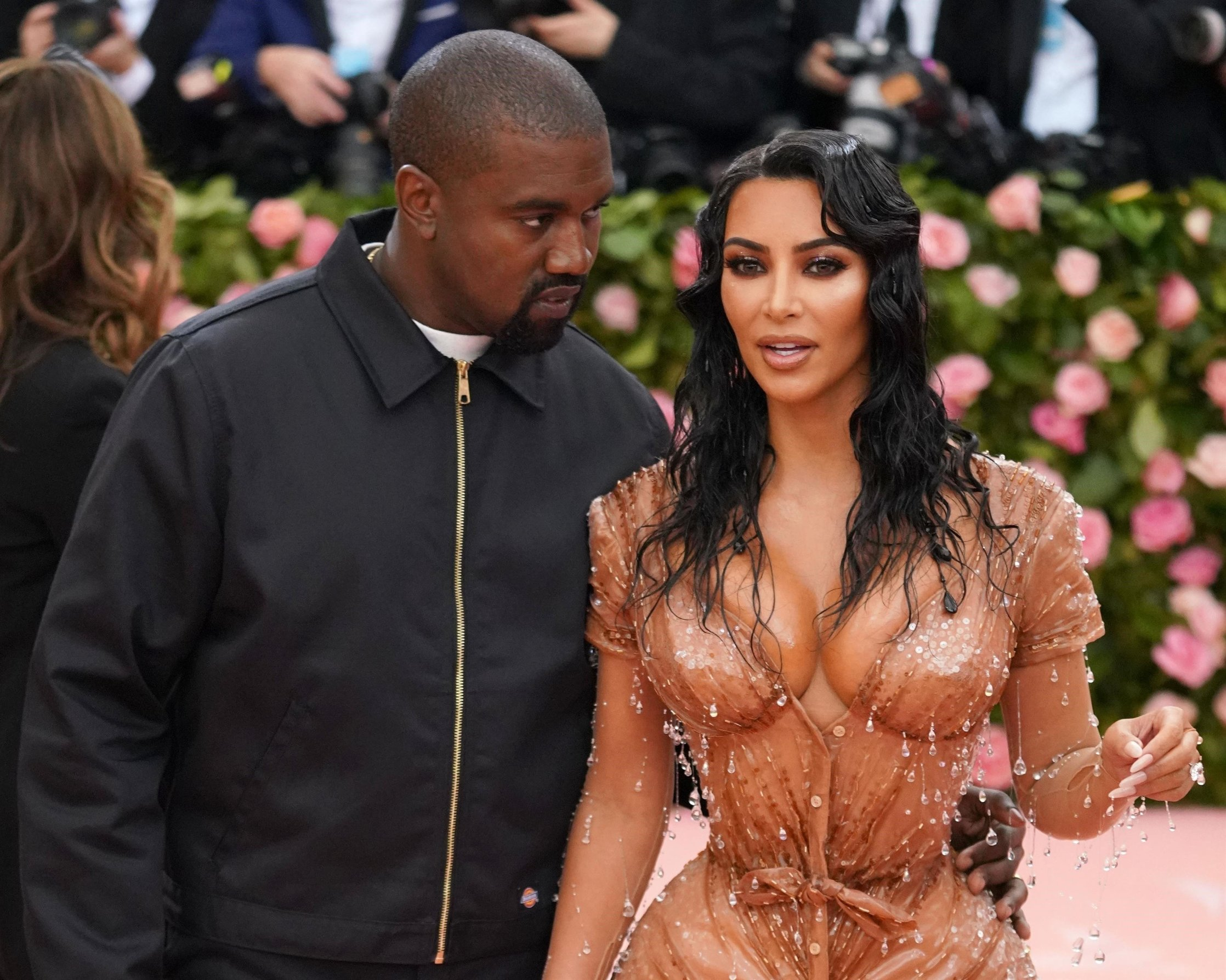 New York, NY  - Kim Kardashian West and Kanye West arrive at the 2019 Met Gala in New York.  Pictured: Kim Kardashian West, Kanye West    *UK Clients - Pictures Containing Children Please Pixelate Face Prior To Publication*, Image: 431589829, License: Rights-managed, Restrictions: , Model Release: no, Credit line: Profimedia, Backgrid USA