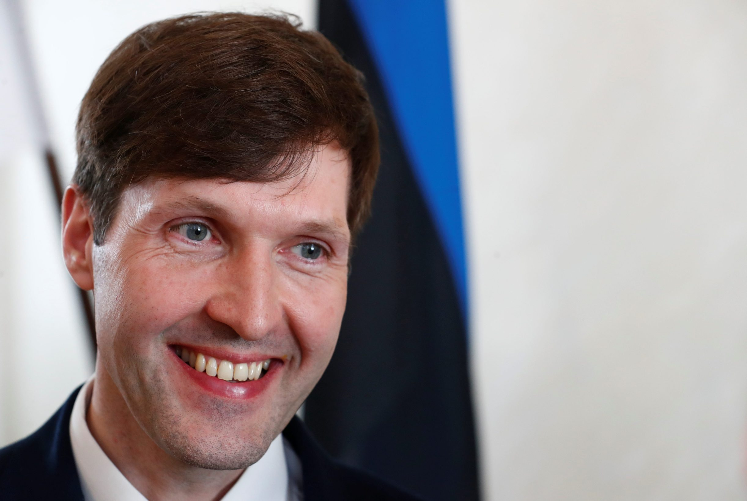 Minsitar financija Estonije Martin Helme