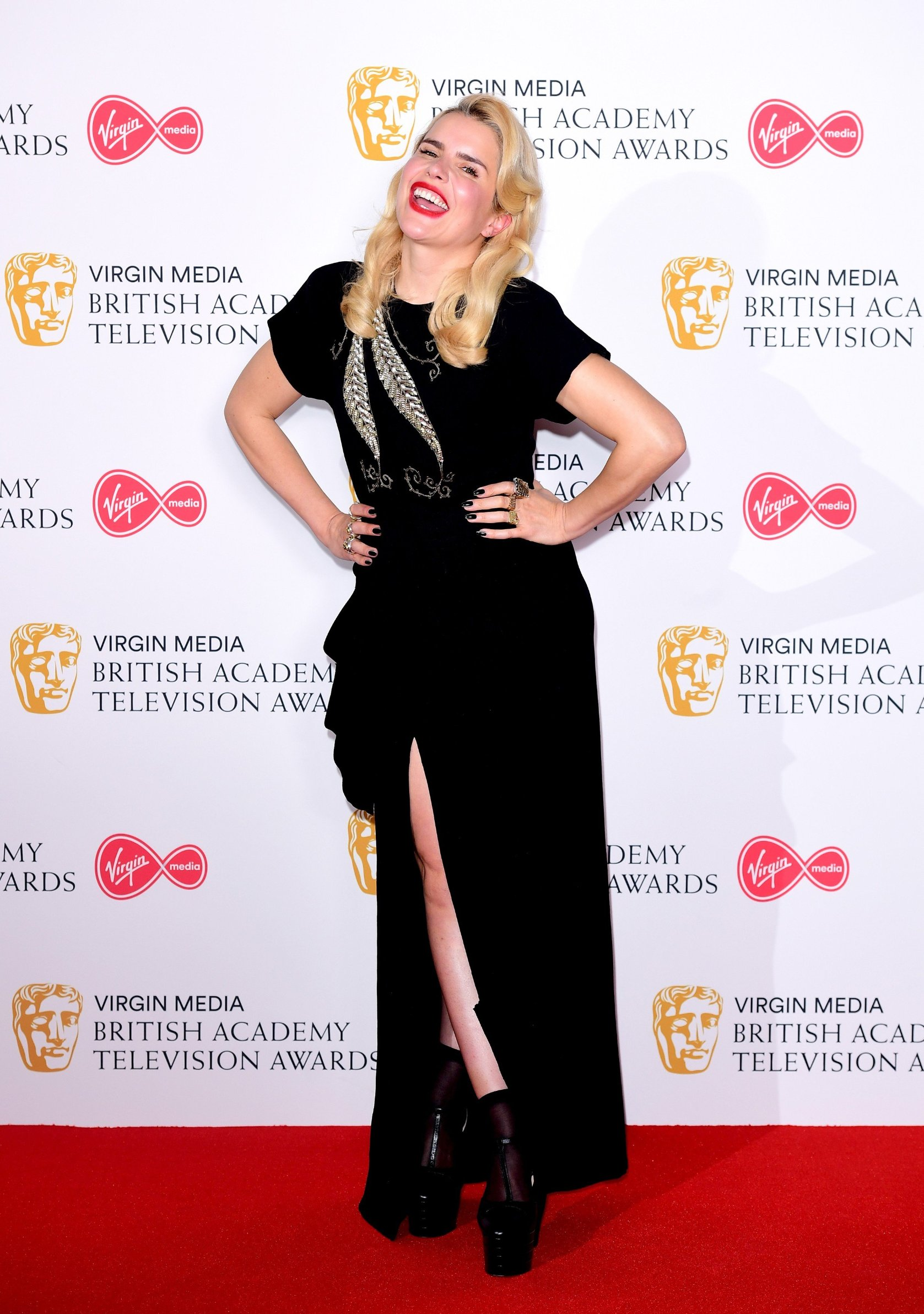 Paloma Faith in the press room at the Virgin Media BAFTA TV awards, held at the Royal Festival Hall in London., Image: 432690851, License: Rights-managed, Restrictions: , Model Release: no, Credit line: Profimedia, Press Association