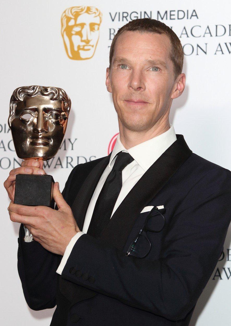 """Benedict Cumberbatch dobio je nagradu za najbolju glavnu mušku ulogu u seriji """"Patrick Melrose"""""""