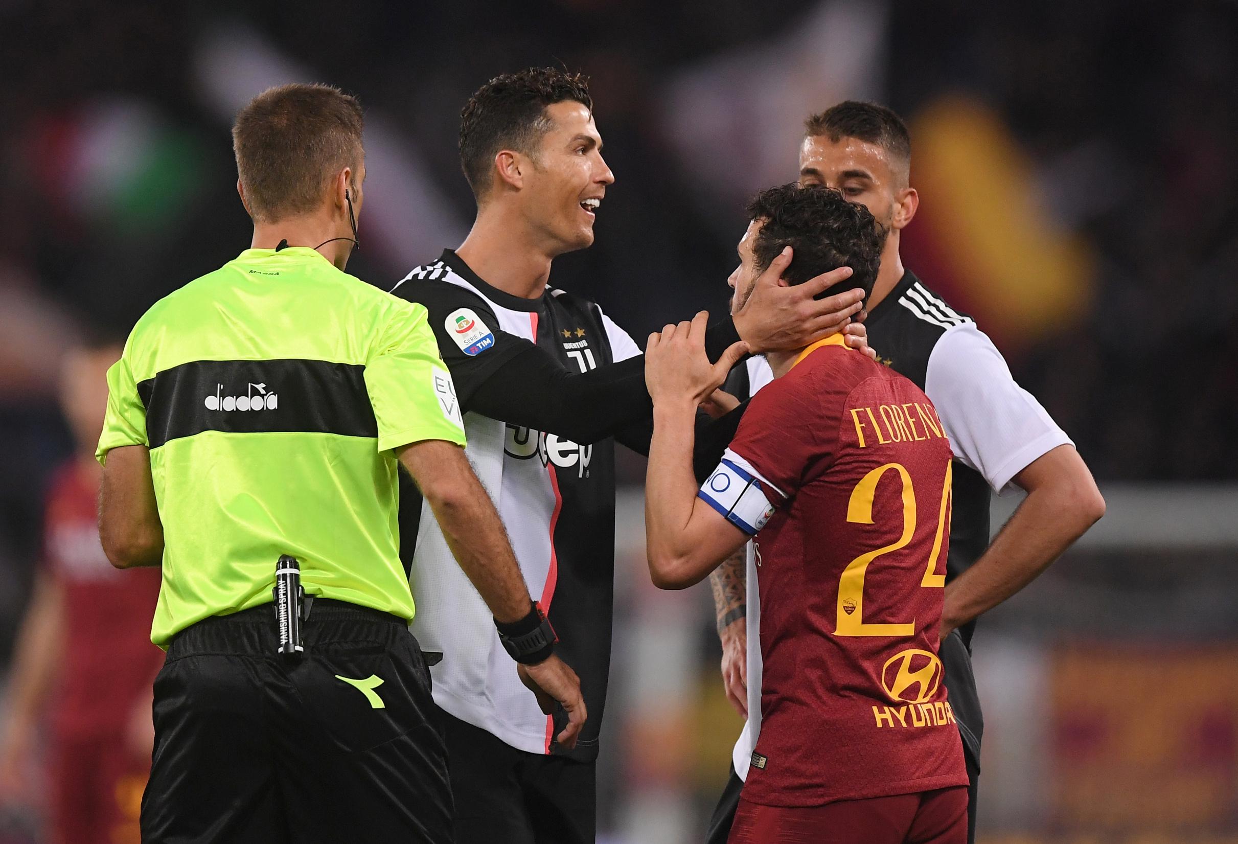 Ronaldo i Florenzi