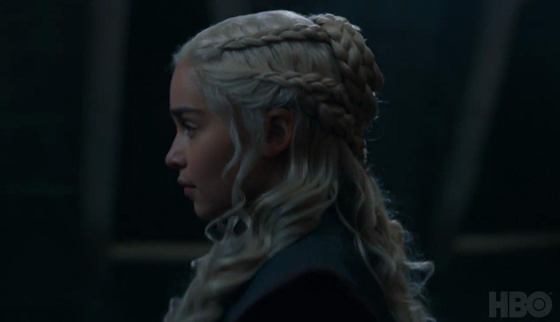 Emilia Clarke kao Daenerys Targaryen
