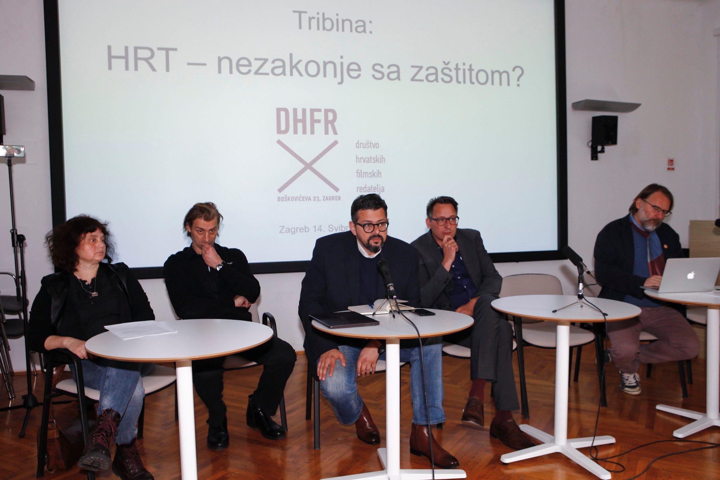 Na fotografiji: Vlatka Vorkapić, Antonio Nuić, Robert Zuber, Josip Popovac, Hrvoje Hribar