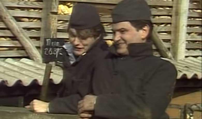 Scena iz serije 'Bolji život'