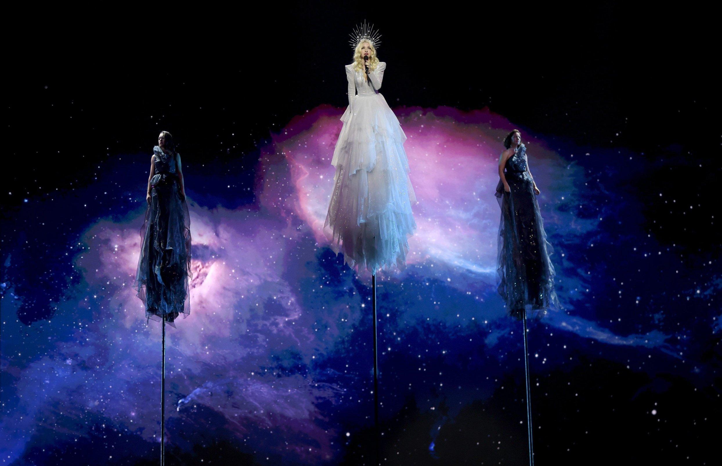 Predstavnici Australie, Eurosong 2019.