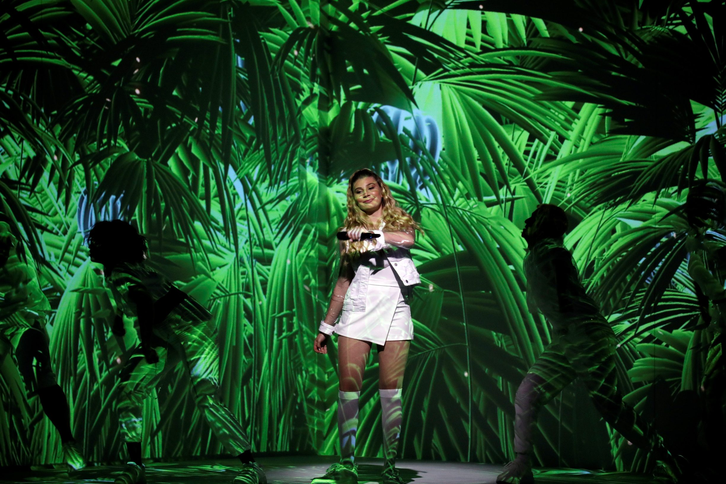 Participant Michela of Malta performs during second semi-final of 2019 Eurovision Song Contest in Tel Aviv, Israel May 16, 2019. REUTERS/ Amir Cohen