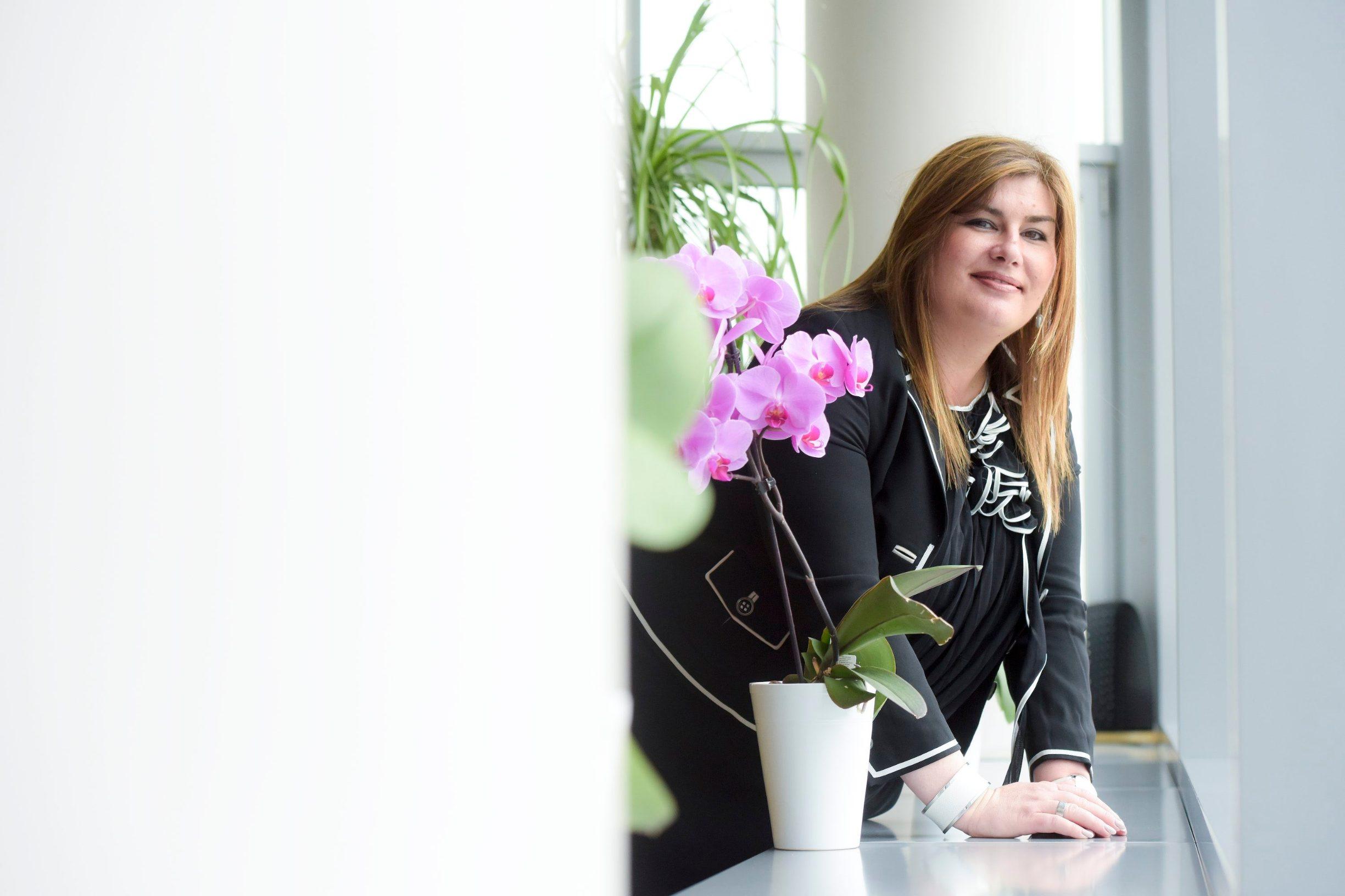 Gabrijela Žalac, ministrica regionalnog razvoja i fondova EU