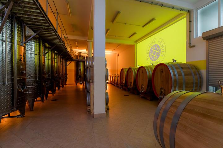 Novi vinski podrum Negotino