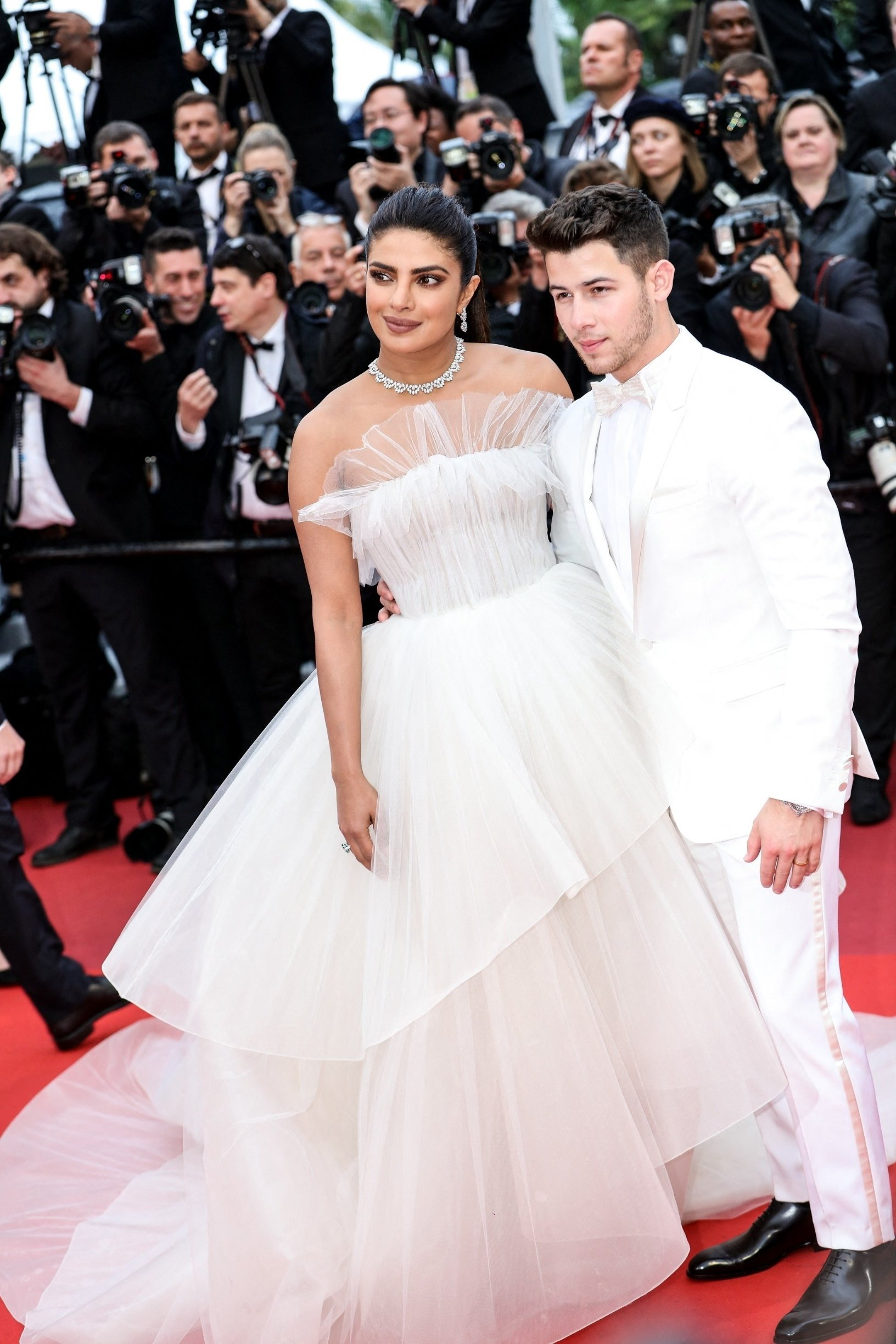 Cannes, FRANCE  - Stars pose at the premiere of