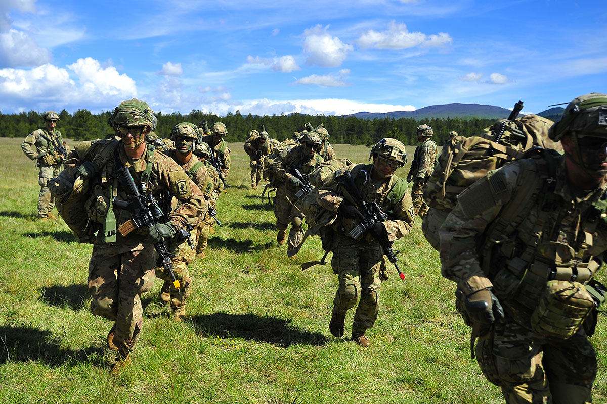 Vježba Immediate Response 19 provodi se od 10. svibnja do 6. lipnja 2019. na teritoriju Hrvatske na vojnom poligonu