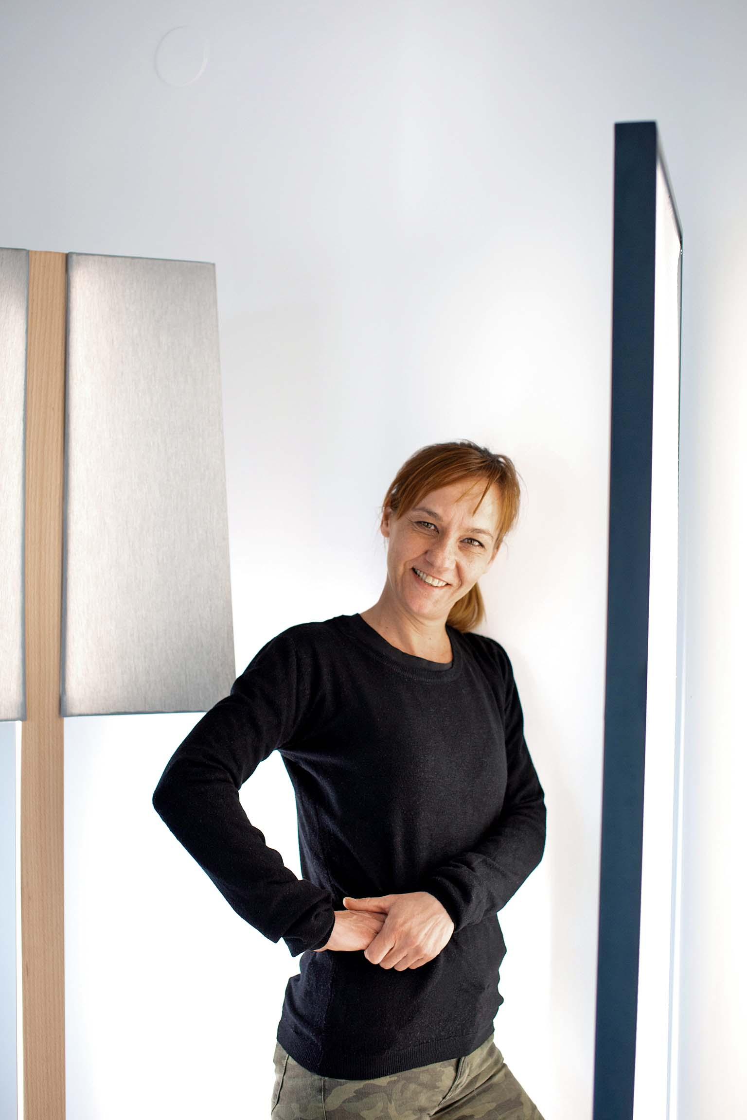 Blaženka Jurčić se nakon 16 godina u Italiji vratila u Gospić i osnovala tvrtku Lika svjetlo