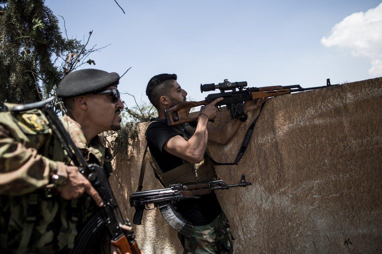 Bitka za Tripoli