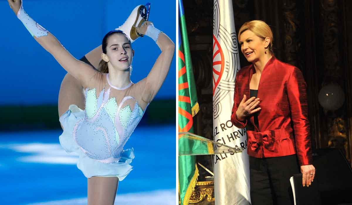Katarina Kitarović, Kolinda Grabar-Kitarović