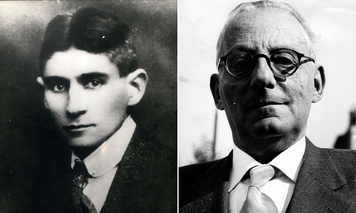 Franz Kafka i Max Brod