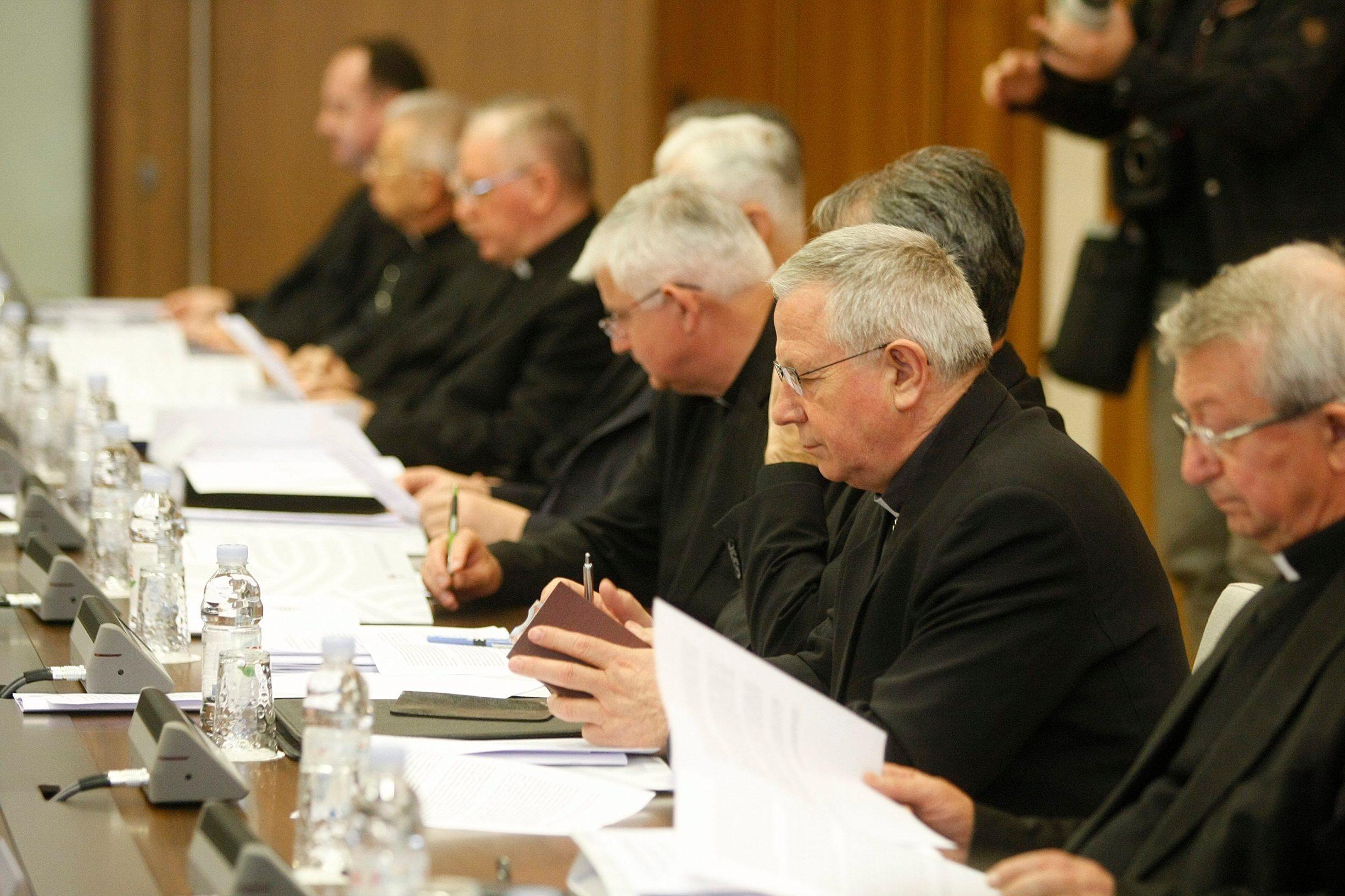 Hrvatska biskupska konferencija - arhivska fotografija