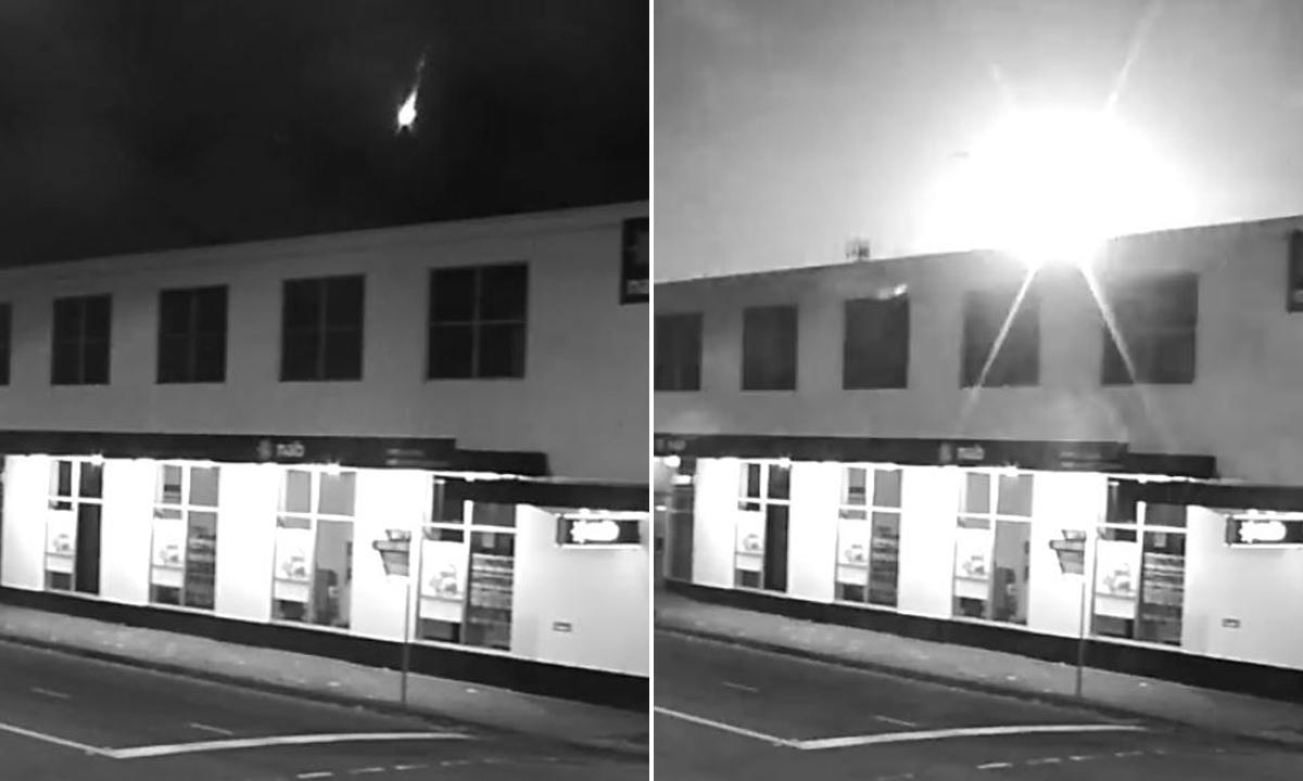 meteor-australija