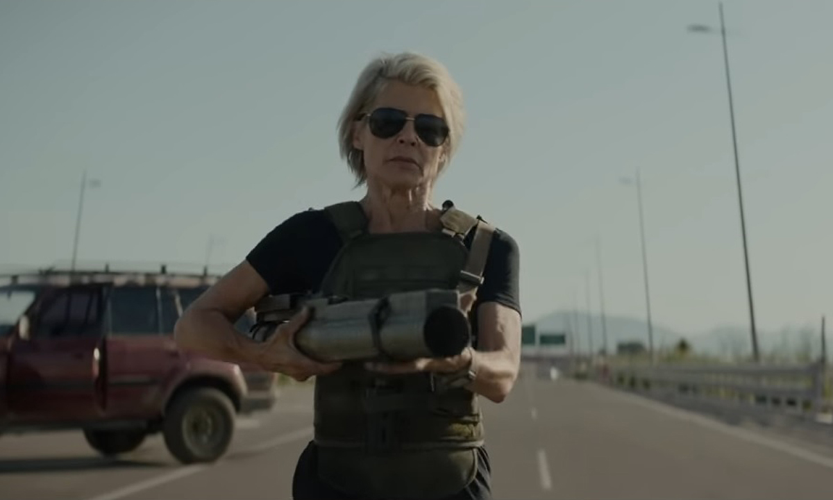 Linda Hamilton ponovno kao Sarah Connor