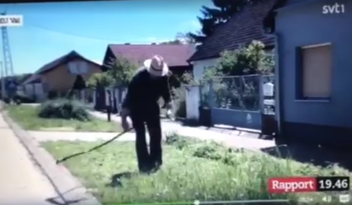 Prilog švedske televizije o Hrvatskoj
