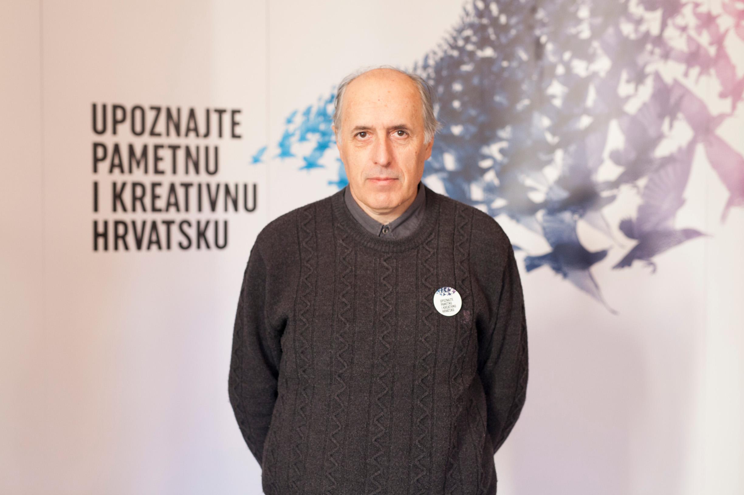 Korado Korlević, predsjednika Zaklade Adris