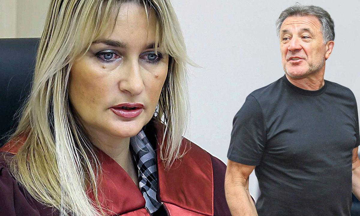 Lejla Fazlagić, Zdravko Mamić