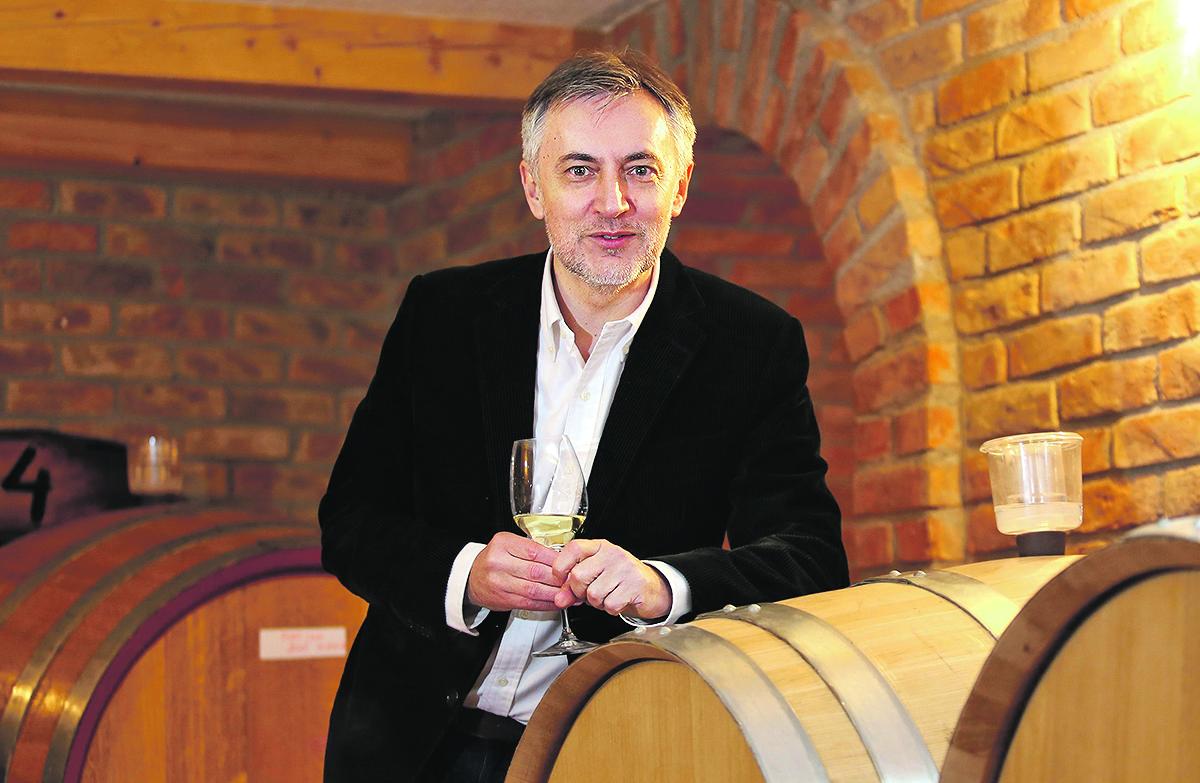 Kutjevo,210117 Proslava Vincekova vinarije Adzic i vina Miroslava Skore u Kutjevu.  Foto: Emica Elvedji / CROPIX