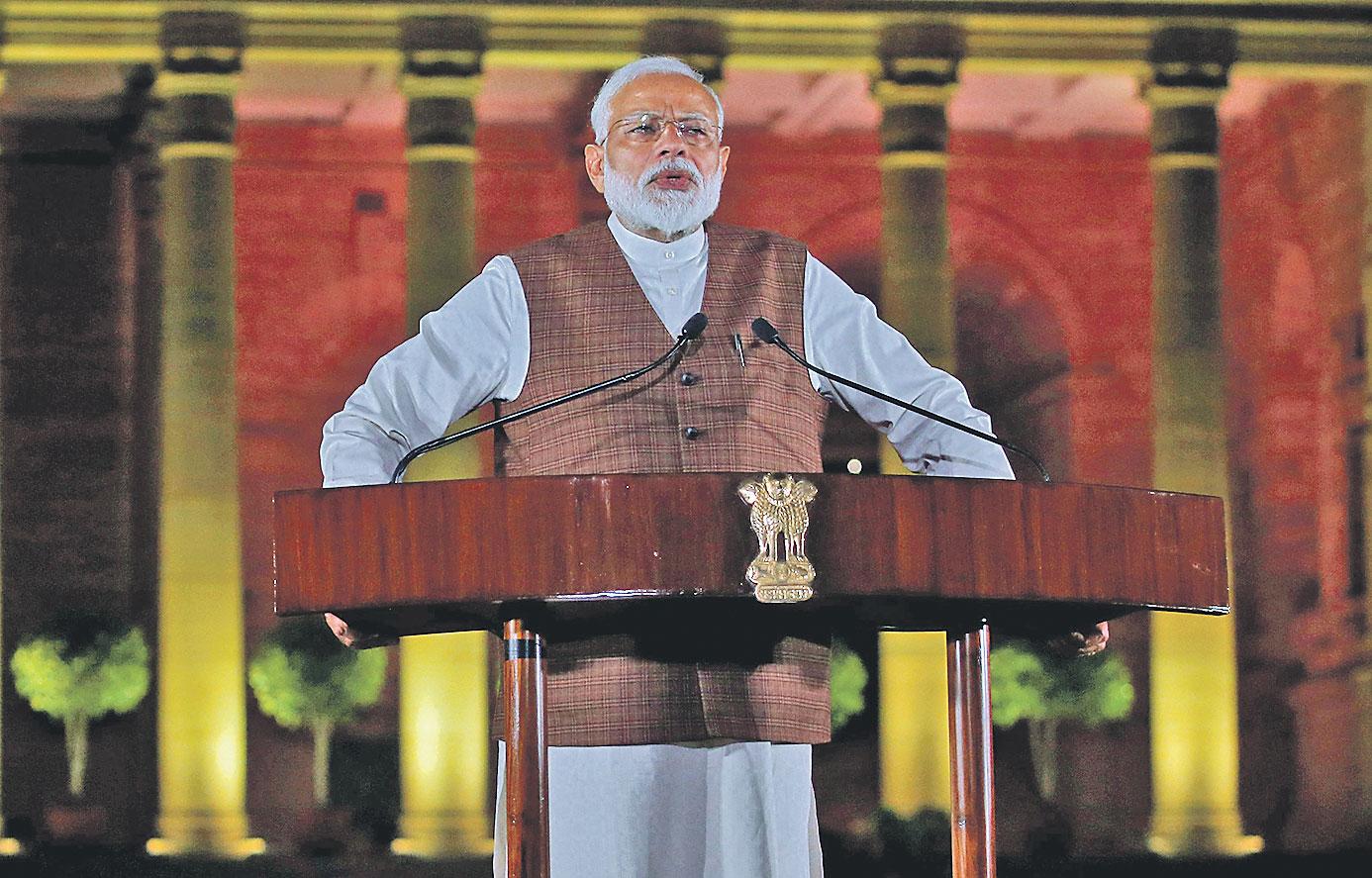 Narendra Modi bio je premijer indijske savezne države Gudžarat 2002. kad je masakrirano oko 2000 muslimana
