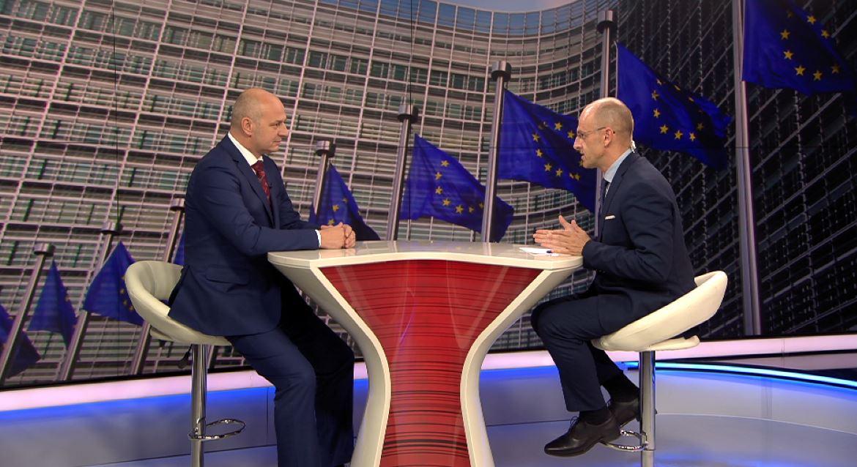 Mislav Kolakusic u Dnevniku Nove TV