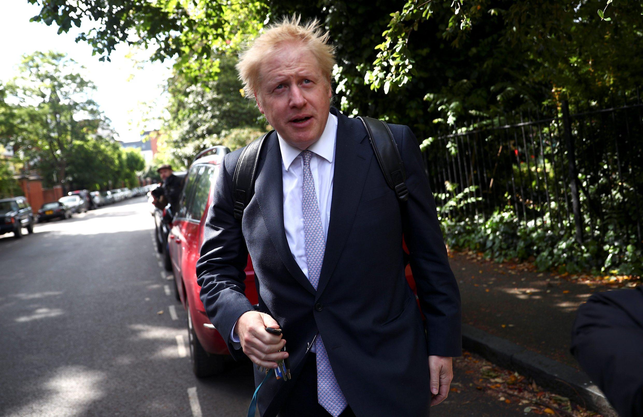 Bivši ministar vanjskih poslova Boris Johnson