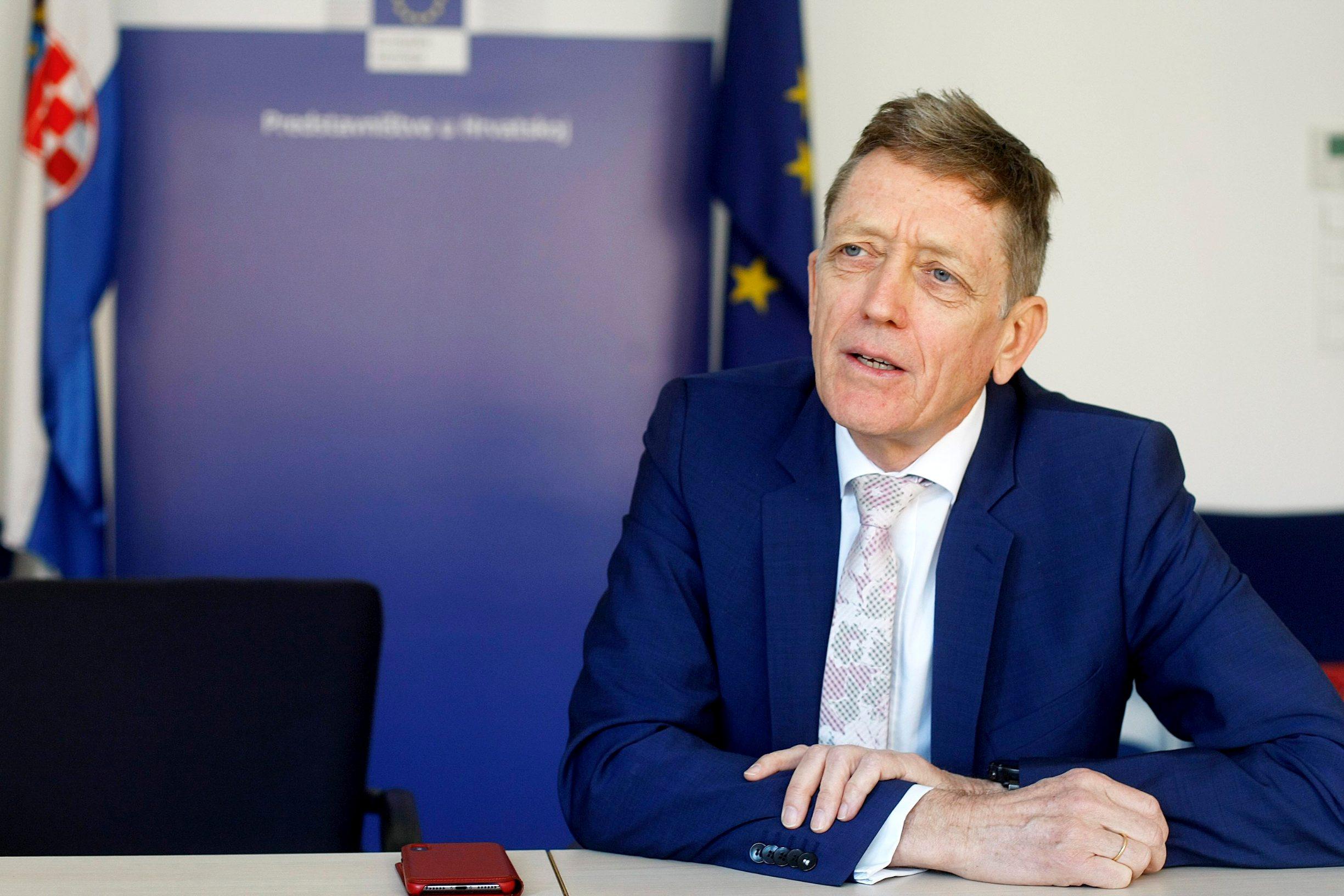 Artur Runge Metzger, direktor ureda za međunarodnu klimatsku strategiju unutar Europske komisije