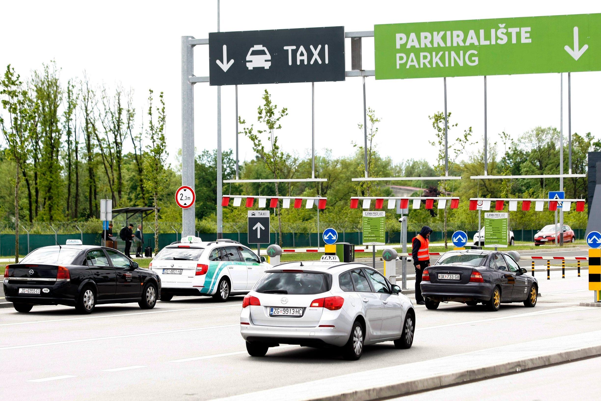 Novac Uprava Franje Tuđmana Ukinula Besplatni Ulazak Od 10 Minuta Na Aerodromski Parking