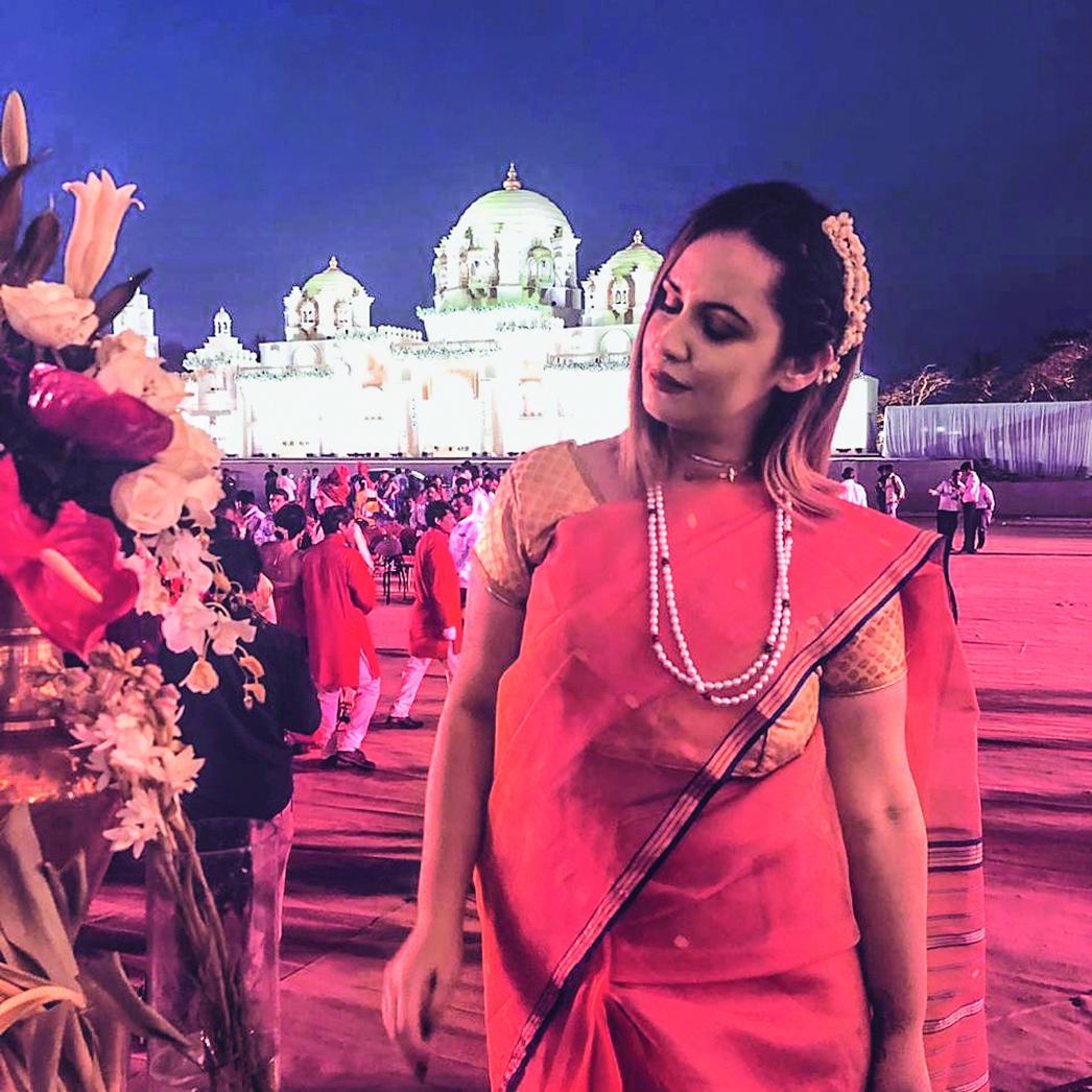 Gošće iz Europe za svadbu su dobile sarije