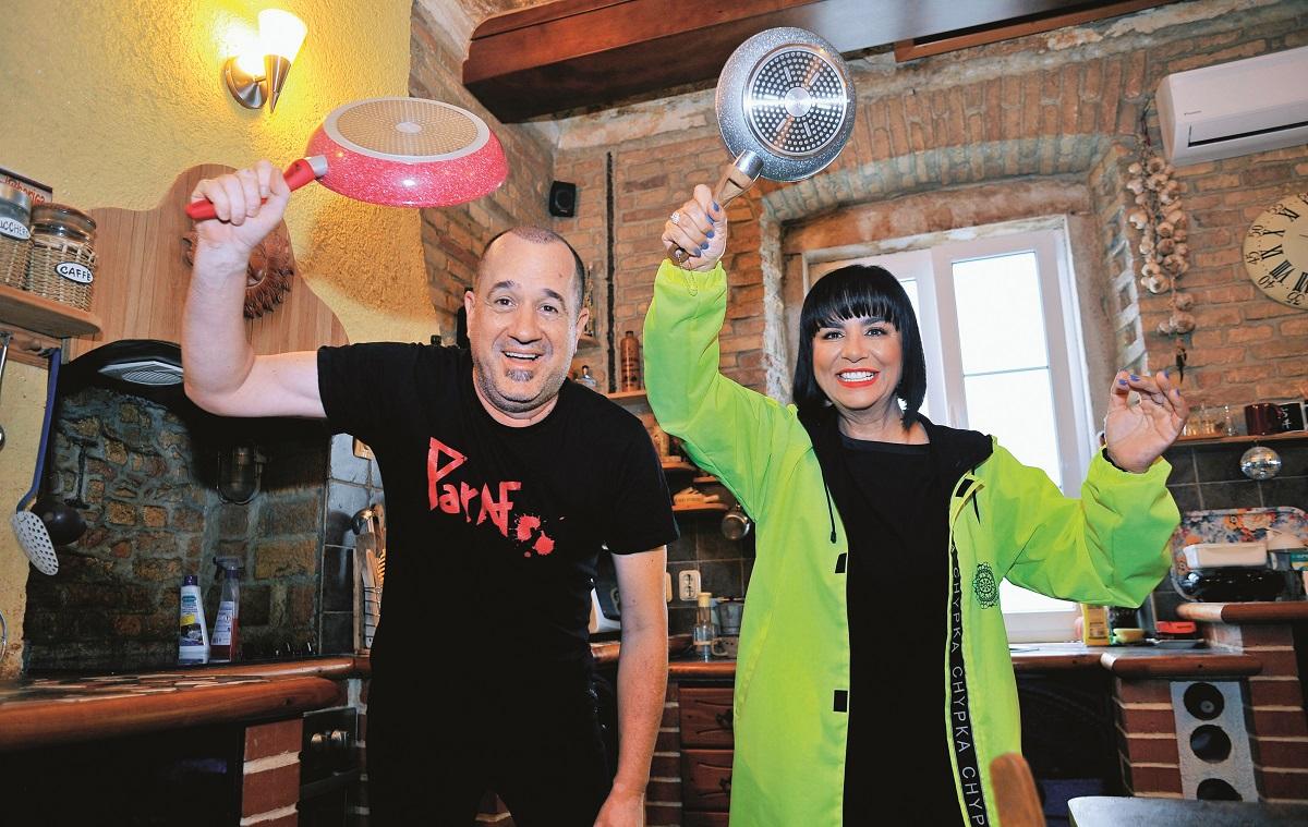 Alka Vuica i Neno Belan snimaju duet