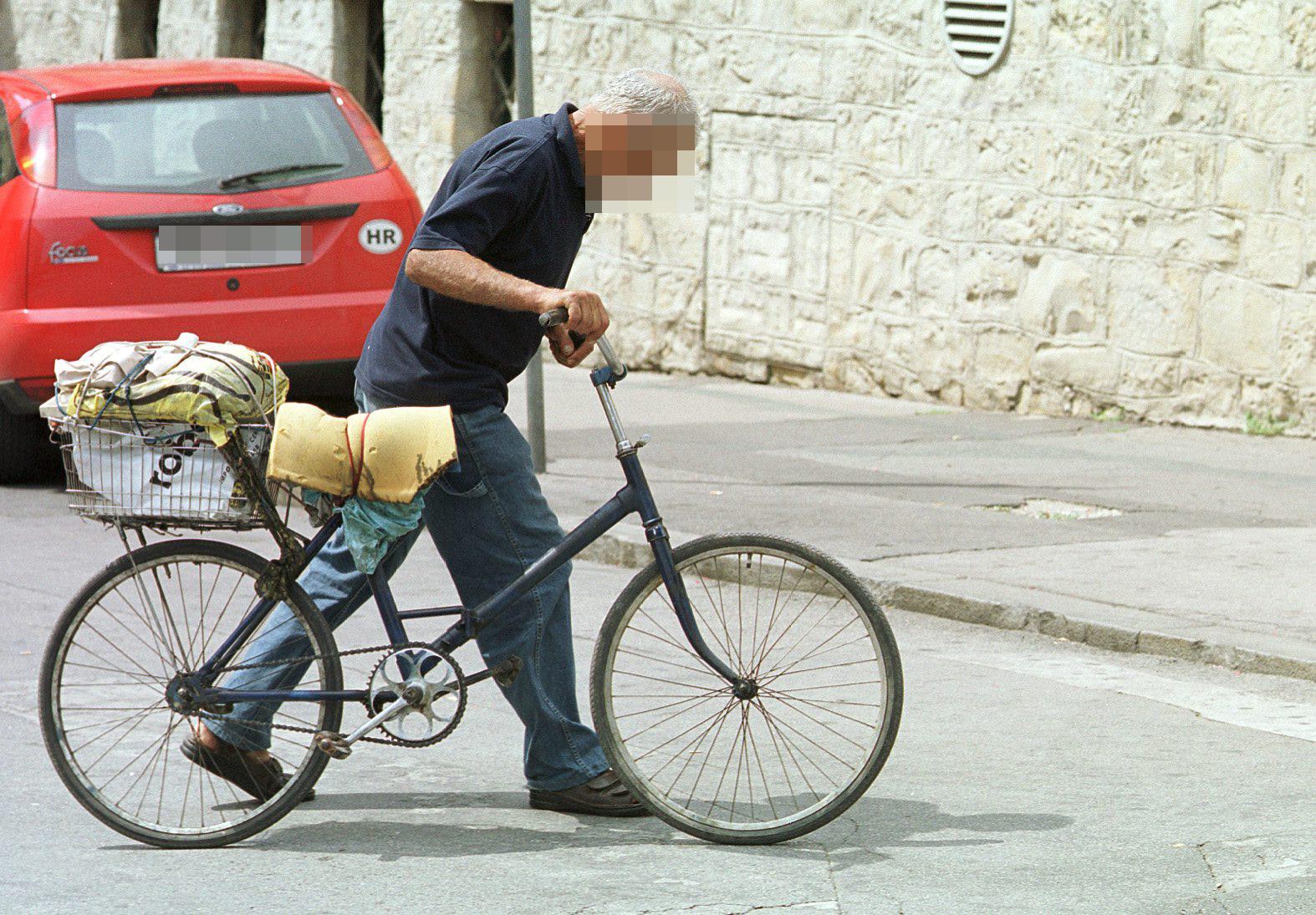 Biciklist, Ilustracija