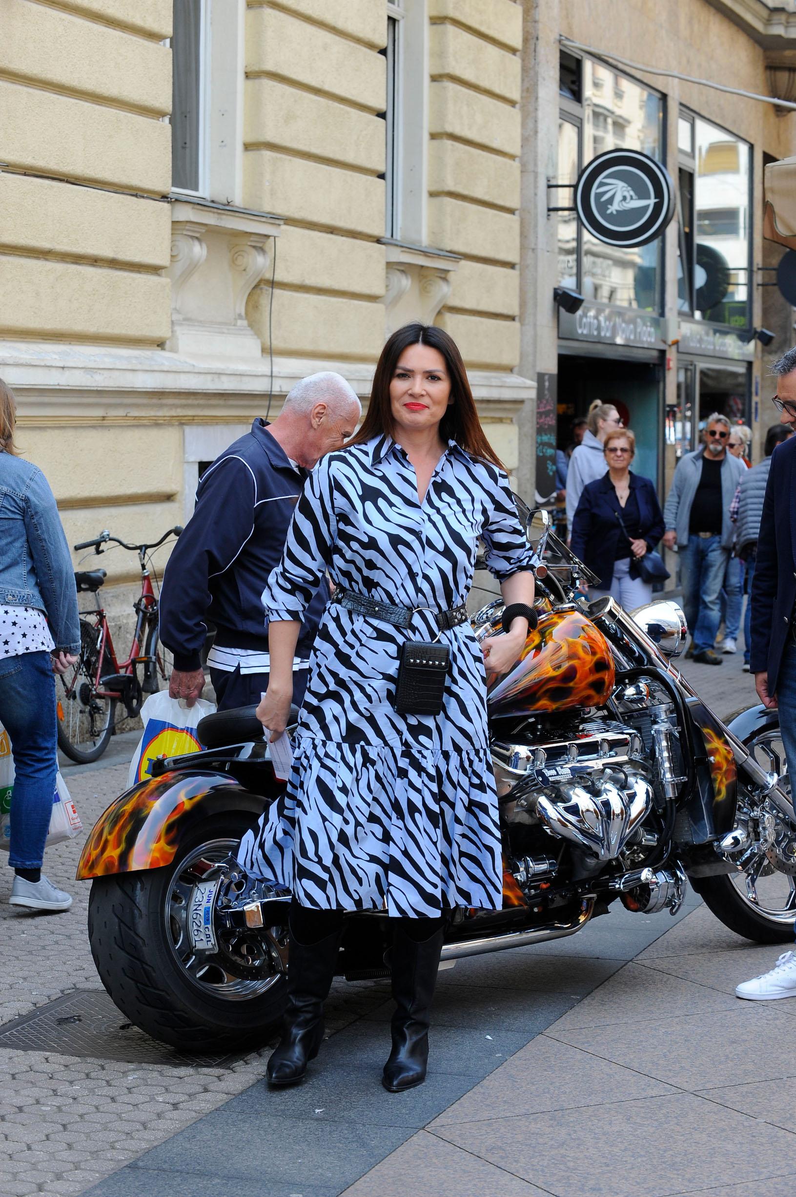 Spica / Zagreb 11.05.2019. / foto: Maja Jurovic / Danijel Despot i Martina Validzic