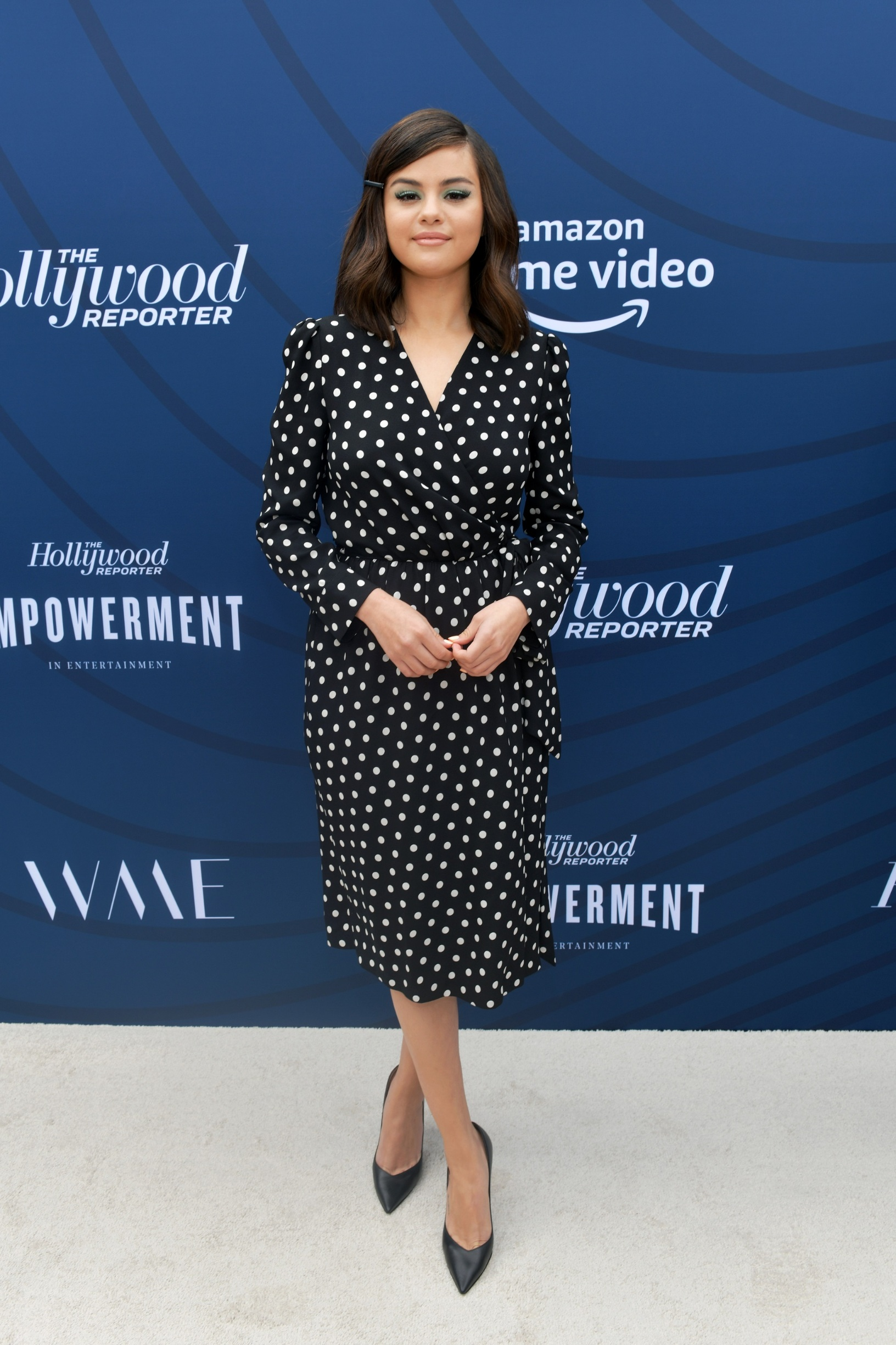 HOLLYWOOD, CALIFORNIA - APRIL 30: Selena Gomez attends The Hollywood Reporter's Empowerment In Entertainment Event 2019 at Milk Studios on April 30, 2019 in Hollywood, California. (Photo by Rodin Eckenroth/Getty Images)